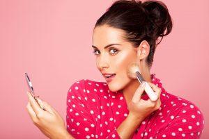 Makeup History - Contouring