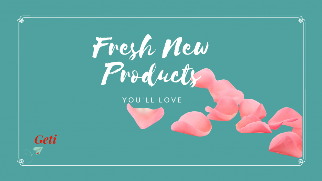 Fresh Products You're Going To Love
